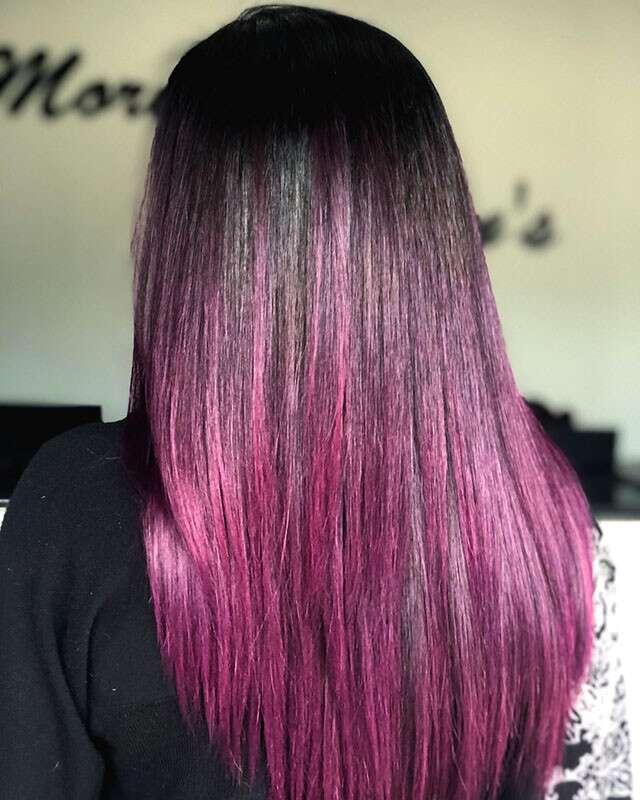 Cor do cabelo