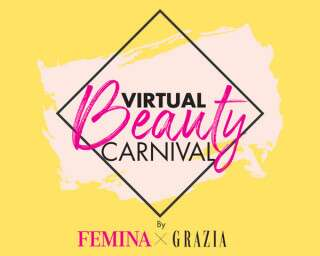 Get Set For The Virtual Beauty Carnival With Femina X Grazia