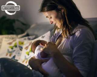 #FeminaCares: Here's How Breastfeeding Moms Can Cope Up With Anxiety