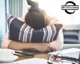 #FeminaCares: 11 Ways To Recover From Mental Burnout Amid #WFH Culture