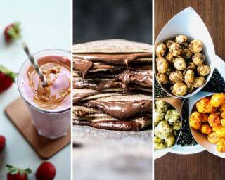 Recipe Alert: 10 Healthy Snacks Options For Late Night Food Craving