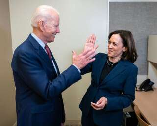 See How Celebs Reacted To Kamala Harris' Vice Presidential Candidacy