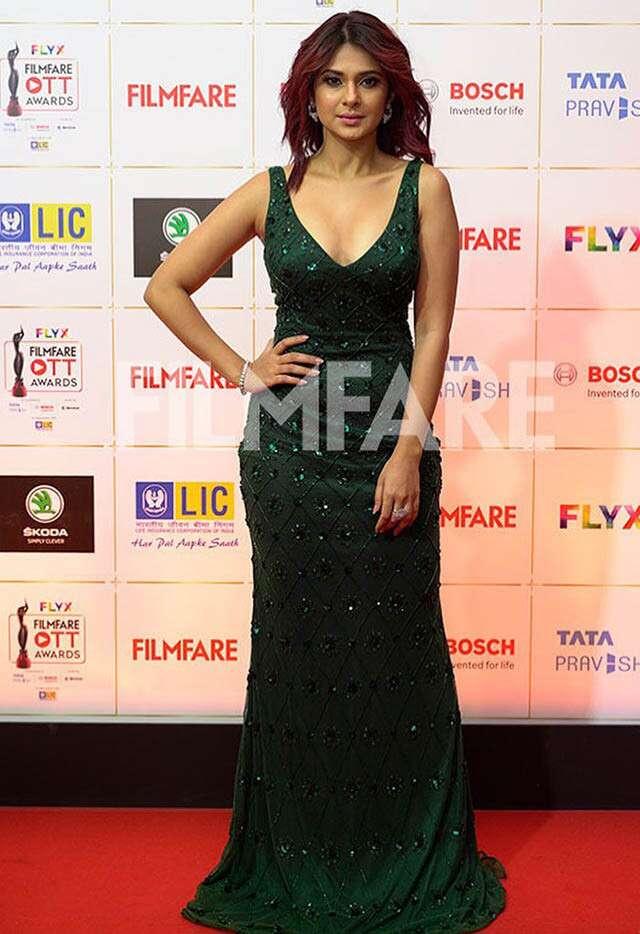 Filmfare red carpet