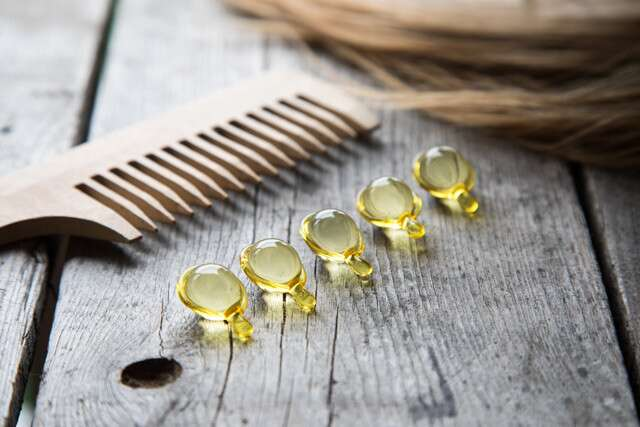 Hair supplements for hair growth