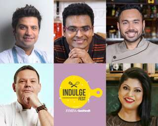 The 2020 Virtual Food And Drink Indulge Fest By Femina x GoodHomes Is Here