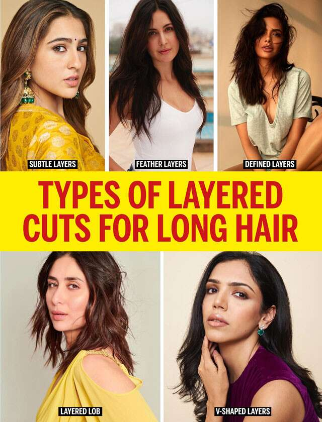 8 Edgy Layered Hairstyles And Cuts For Long Hair Femina In