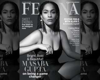 Download Now: Our Dec Cover Star Masaba Gupta Is The Game-Changer We Need