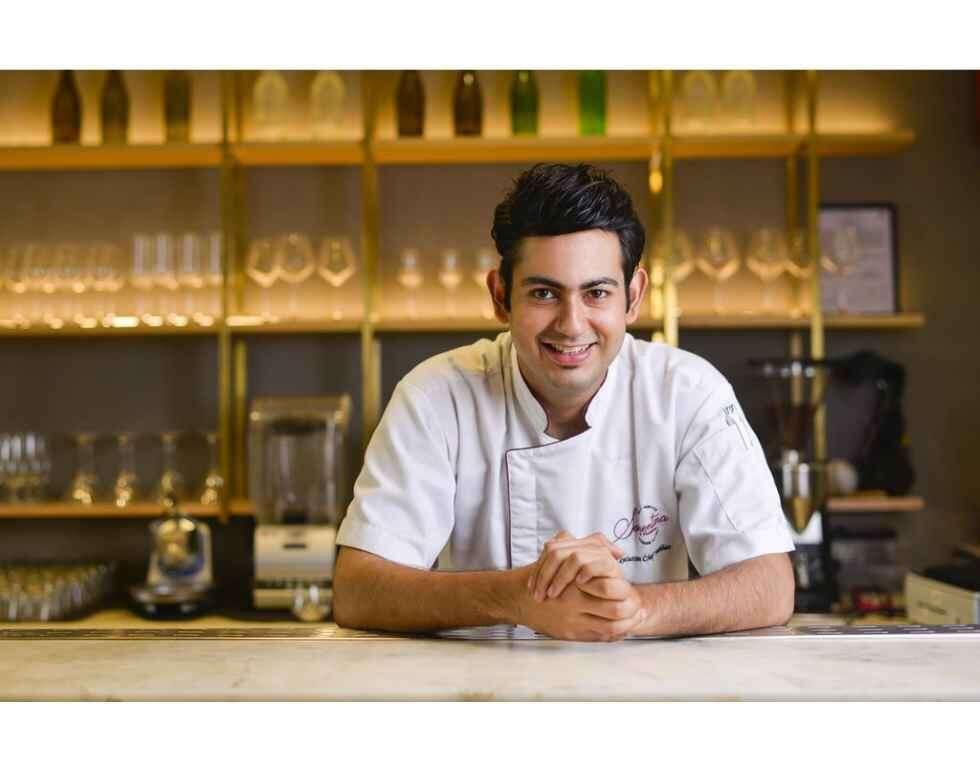 Chef Aabhas Mehrotra
