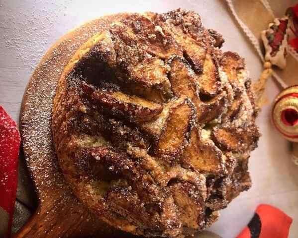 Apple Cinnamon Cake Natasha Celmi