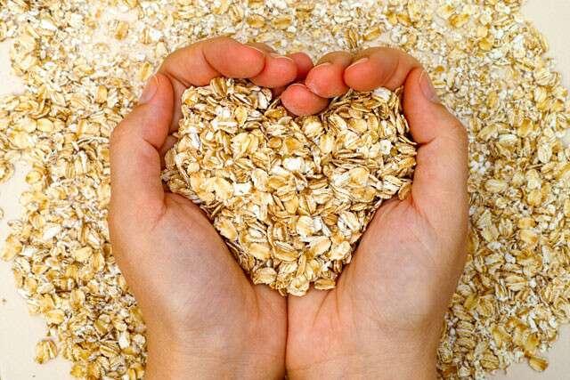 Oats Benefits For Heart