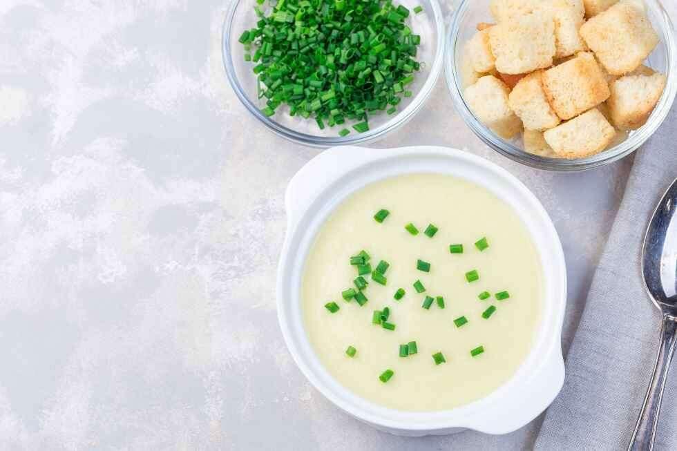 Easy soups potato soup