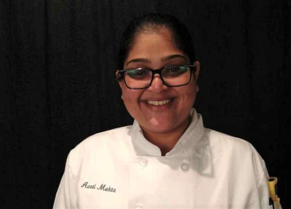 Chef Aarti Mehta