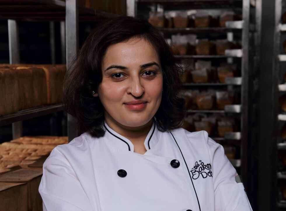 Chef Aditi Handa - The Baker's Dozen