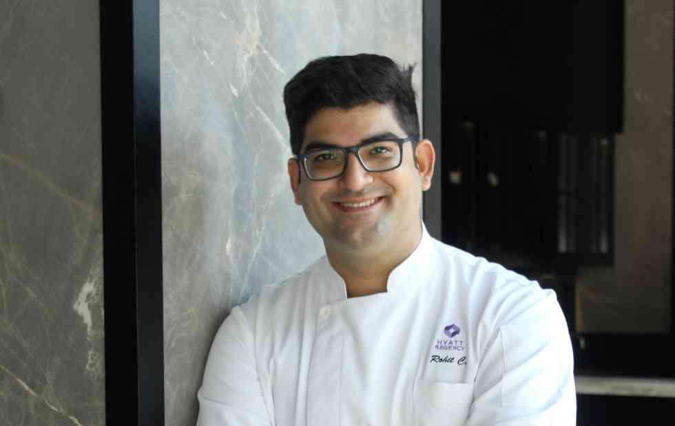 Chef Rohit Chadha