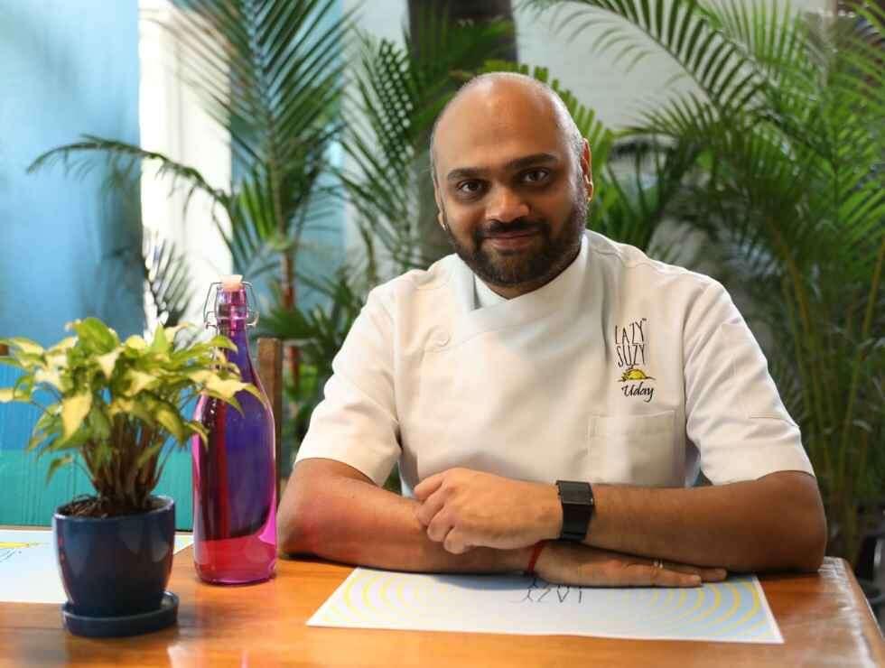 Chef Uday Shankar Shenoy - Lazy Suzy