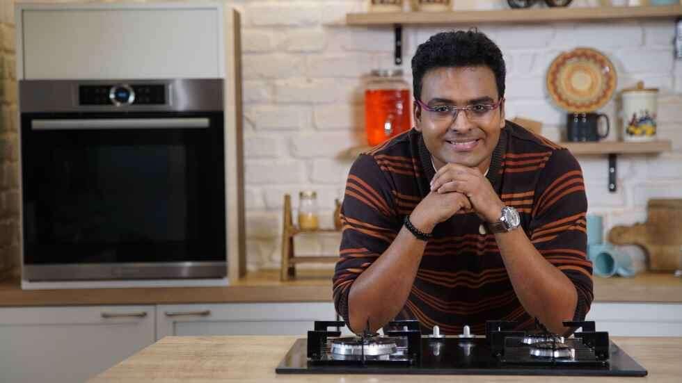 Chef Varun Inamdar