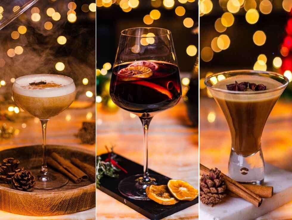 Femina More Winter Cocktails