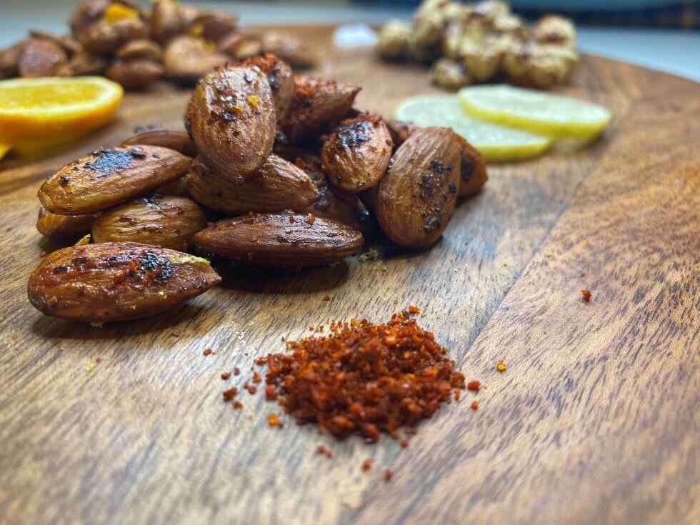 sm Flavoured Nuts - Mariko