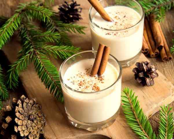 t Christmas Egg nog