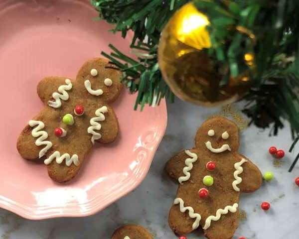 Gingerbread Men - Parth Bajaj 1