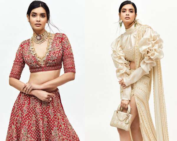 Watch: Diana Penty Steals The Show As Ethereal Bride In This BTS Video