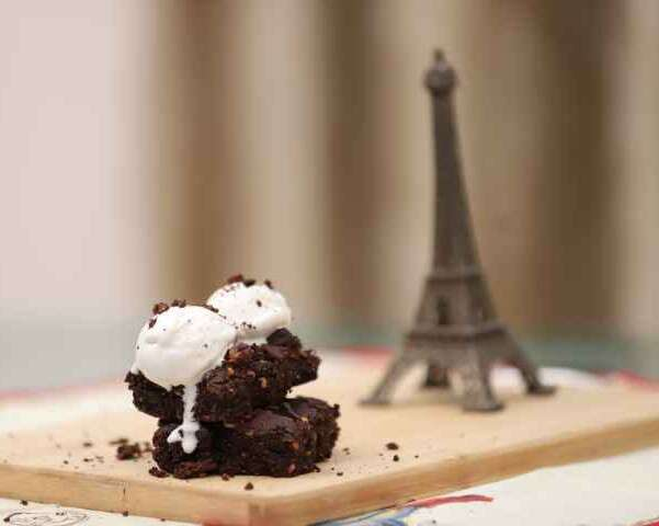 Sweet Potato Brownies -Ruchi Sharma