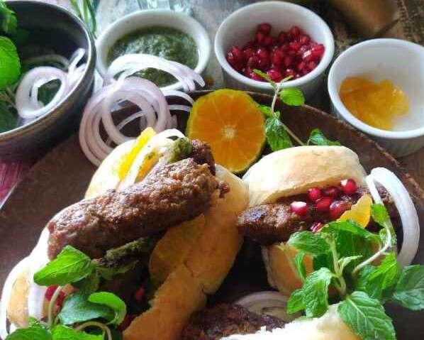 Old Mumbai Seekh Kebabs - Chef Varun Inamdar