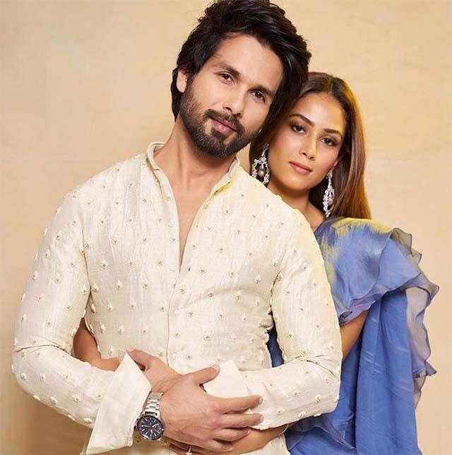 Shahid Kapoor – Mira Rajput | Femina.in
