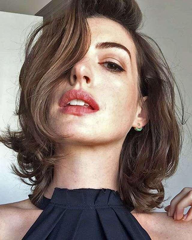 Amazing Hairstyles For Medium Length Hair Femina In
