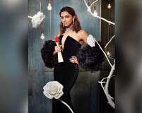 Style All-Black Outfits Like Deepika Padukone
