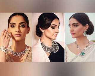 Take Cue From Sonam Kapoor Ahuja For Bridal Eye Makeup Inspo