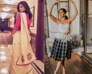 Styling Notes On Repeating Your Outfits Ft. Taapsee Pannu