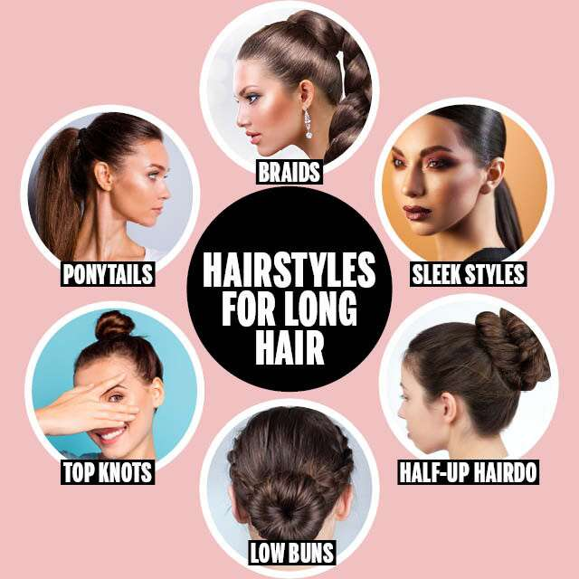 Easy Awesome Hairstyles For Long Hair Girls Femina In