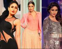 Best Of Kareena Kapoor Khan's LFW Showstopper Looks