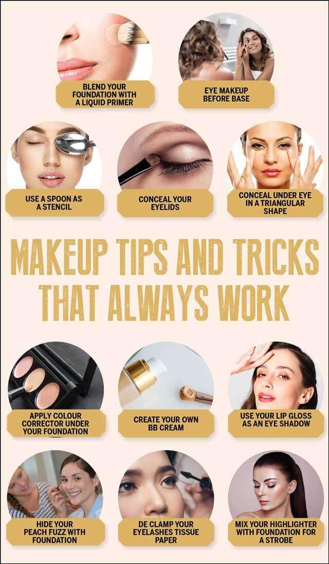 Makeup Foundation Tips Tricks Saubhaya Makeup