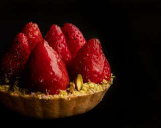 Easy Recipe: Simple Strawberry Tart