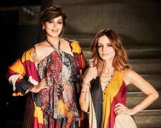Behind The Scenes With Sonali Bendre & Sussanne Khan