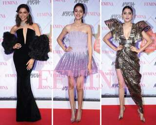 #NFBA2020: Best Dressed Celebs At The Red Carpet