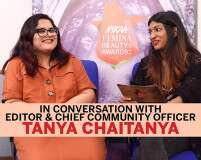NFBA2020: Tanya Chaitanya Talks To Us About All Things Beauty And Skincare