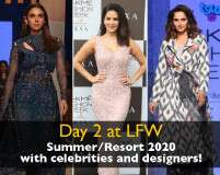 LFW SR 2020: Day 2 With Celebs And Designers!