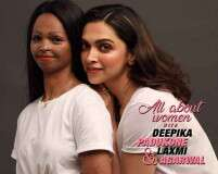 All About Women With Deepika Padukone And Laxmi Agarwal