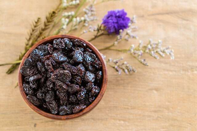 Do Dry Grapes Help With Constipation