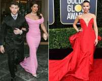 Best Dressed Celebrities At The Golden Globes 2020