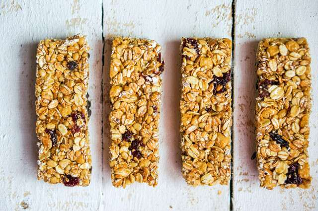 How Do I Make A Protein Bar With Dry Grapes