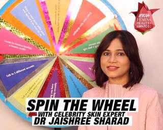 NFBA: Dr Jaishree Sharad Plays Spin The Wheel