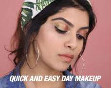 Quick And Easy Day Makeup