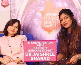 NFBA2020: Jaishree Sharad Talks To Us About The Ideal Skincare Routine