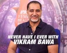 NFBA2020: Vikram Bawa Plays Never Have I Ever!