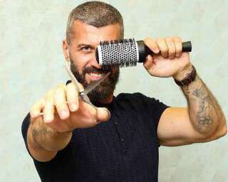 Celebrity Hairstylist Yianni Tsapatori Talks To Us About His Journey