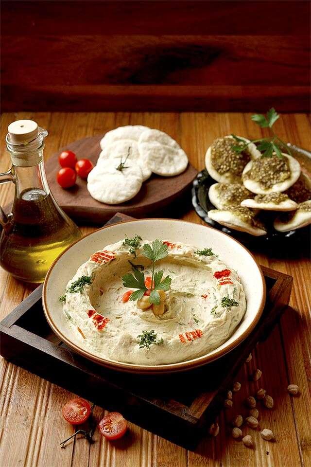 Beiruti Hummus